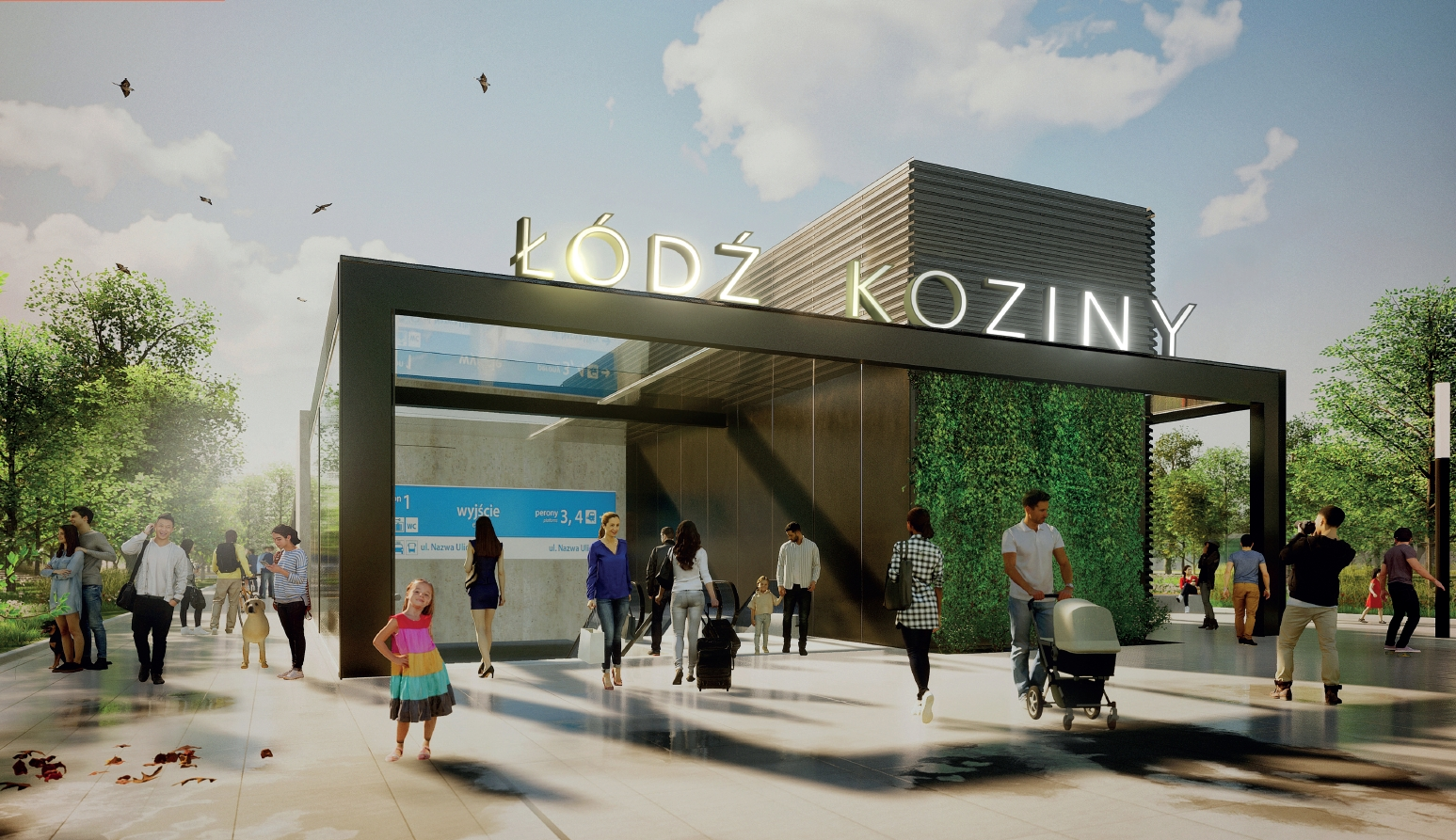 Łódź Koziny