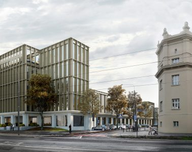 Międzynarodowe Targi Poznańskie z nowym budynkiem H6 od CDF
