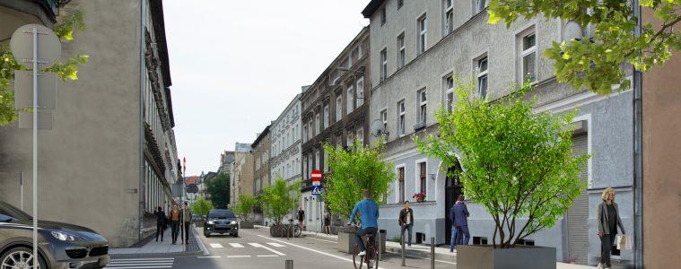 Ulica Wawrzyniaka w Poznaniu