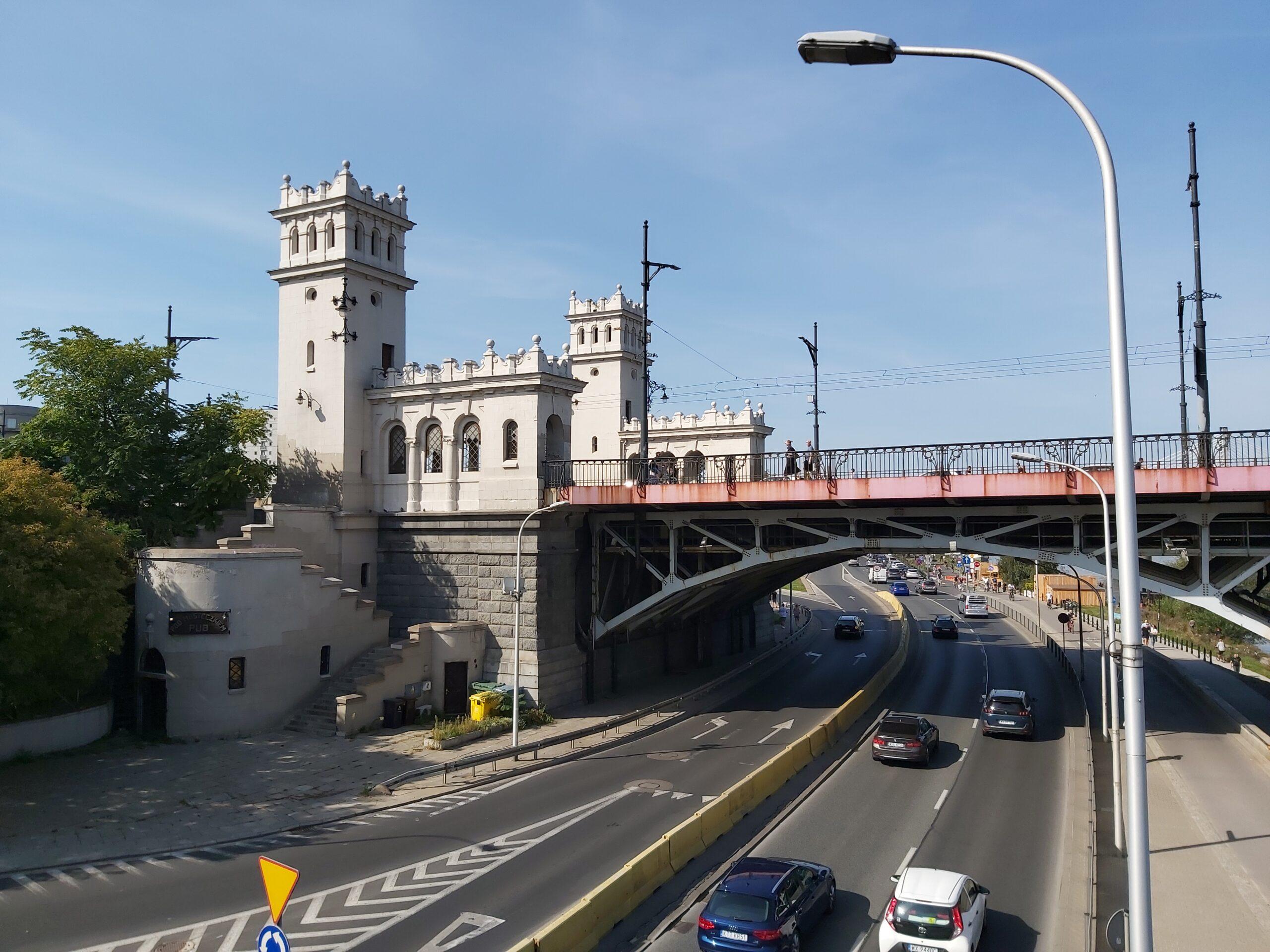 Most Księcia Józefa Poniatowskiego w Warszawie