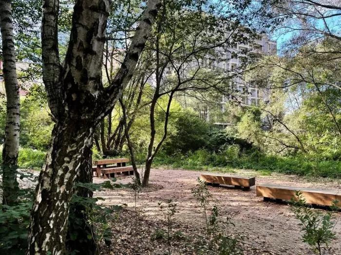 Park Rzeczny Wilga