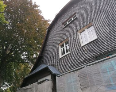 willa w Szczecinie