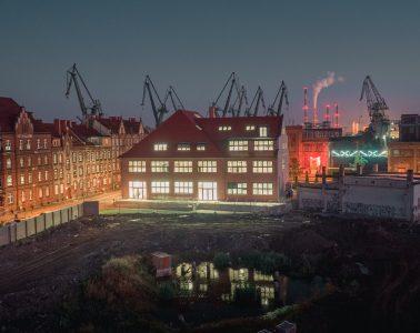 NOMUS sztuka współczesna w Gdańsku