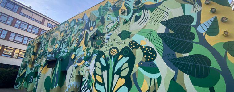 mural we wrocławiu