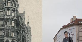 Skrzyżowanie Garbary i Wielkiej w Poznaniu